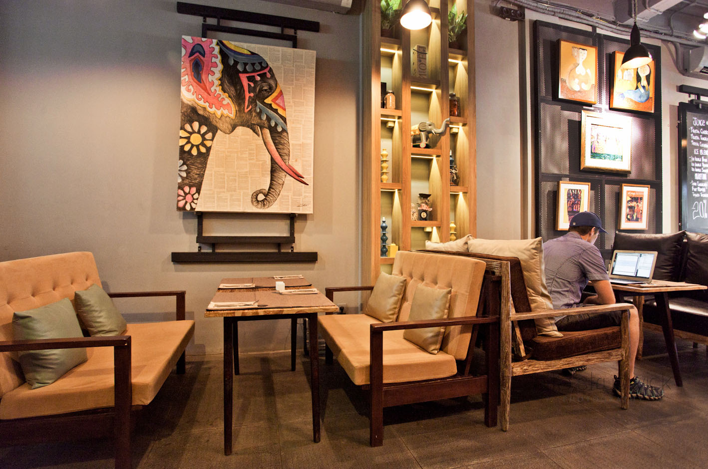 Tag Cafe In Jakarta